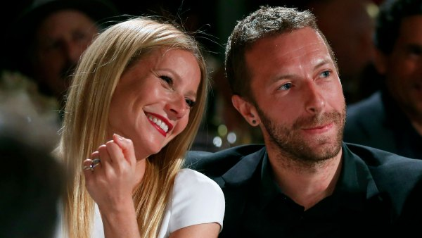 Friendly Exes! Gwyneth Paltrow Calls Chris Martin Her 'Lil Baby Daddy'