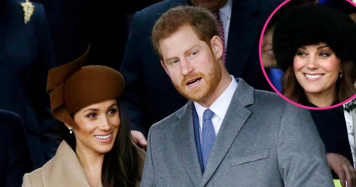 How Meghan and Harry Surprised Duchess Kate on Her 39th Birthday