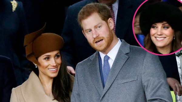 How Meghan Markle Prince Harry Surprised Duchess Kate Her 39th Birthday