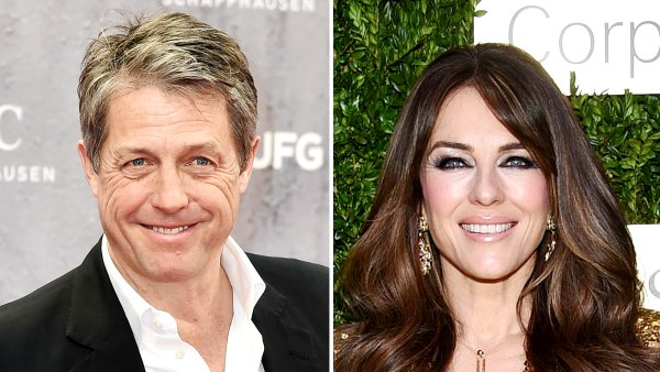 Hugh Grant Jokes About Costarring With Ex Elizabeth Hurley Paddington 3