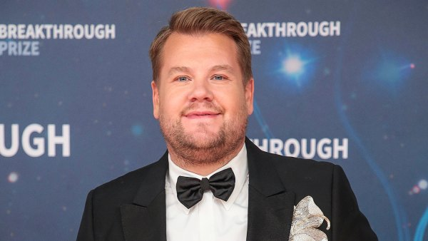 James Corden Says He's 'Fed Up With Being Unhealthy,' Ready For Dramatic Weight Transformation