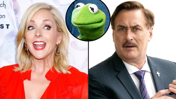 Jane Krakowski Has the Funniest Response to Rumors She's Dating MyPillow CEO Mike Lindell