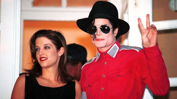 January 1996 Divorce Michael Jackson and Lisa Marie Presley A Timeline of Their Brief Marriage