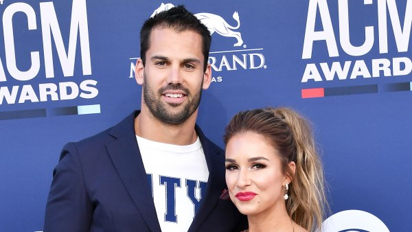 Jessie James Decker Says Eric Decker Is Planning Vasectomy: 'I'm Going to Cry'