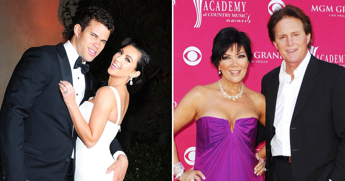 Every Kardashian-Jenner Divorce Over the Years