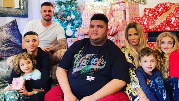 Katie Price Large Family Celeb Parents With Big Broods