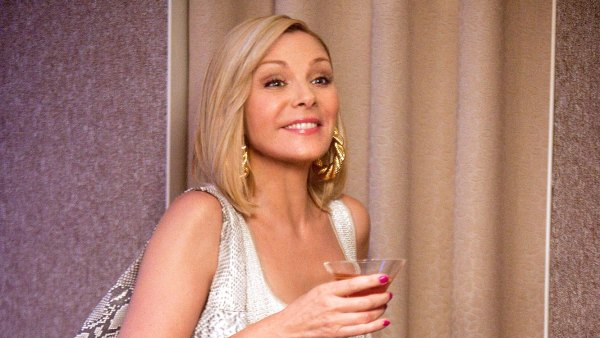 Kim Cattrall Likes Tweet About Putting Herself First Amid Sex and the City News