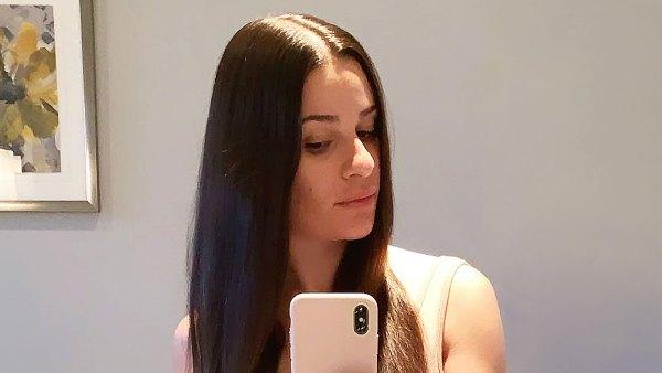 Lea Michele Shares Tips Battling Postpartum Hair Loss