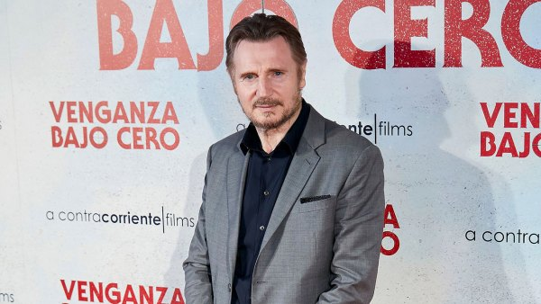 Liam Neeson Plans on Retiring From Action Films
