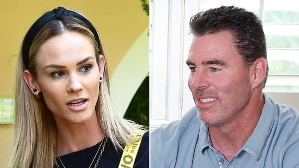 Meghan King Says COVID-19 Restricts Have Halted Her Divorce From Jim Edmonds