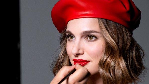 Natalie Portman x Dior