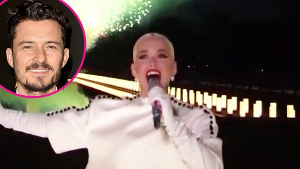 Orlando Bloom Gushes Over Katy Perry's Inauguration Performance p