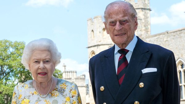 Queen Elizabeth II and Prince Philip Get COVID-19 Vaccines Amid Pandemic
