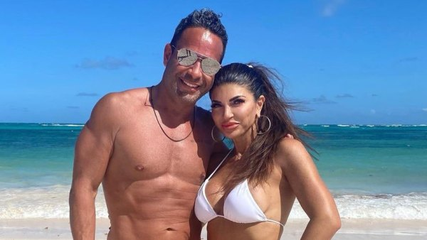 Teresa Giudice Boyfriend Luis Louie Ruelas Grateful Trip Los Angeles With Daughters