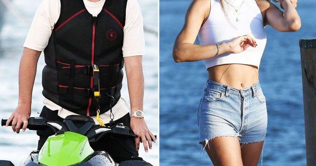 Scott Disick Goes for a Jet Ski Joyride in Miami With Girlfriend Amelia Gray Hamlin: See Photos.jpg