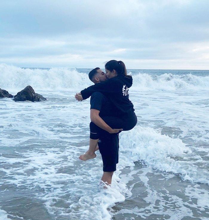 Le fiancé de 90 jours, Jorge Nava, accueille son premier enfant avec sa petite amie