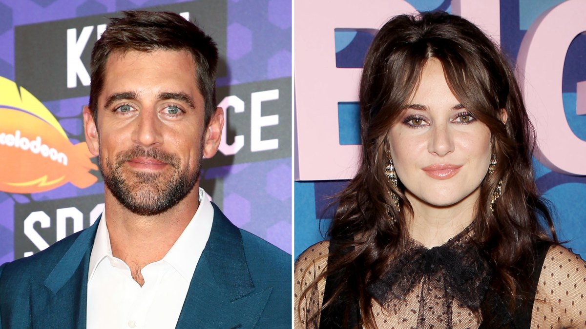 Aaron Rodgers Is Engaged Amid Shailene Woodley Dating Reports