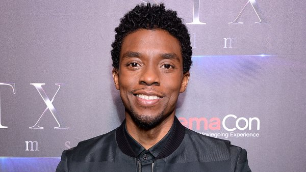 Accepts 2021 Golden Globe Award on Chadwick Boseman's Behalf Following Actor's Death