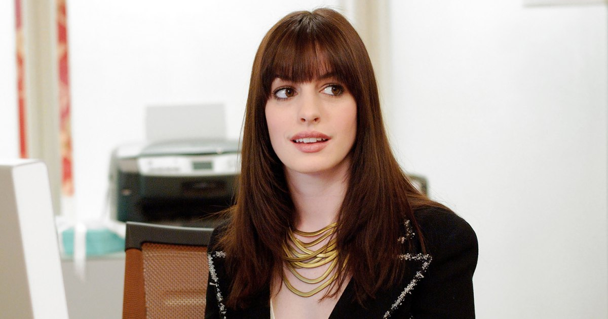 Anne Hathaway Was '9th Choice' for 'The Devil Wears Prada' Role