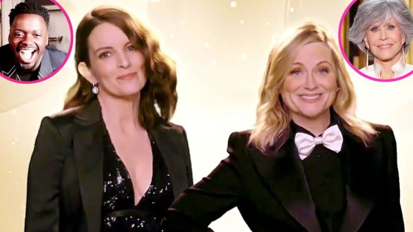 Biggest Moments From Golden Globes 2021 Tina Fey Amy Amy Poehler Jane Fonda Daniel Kaluuya