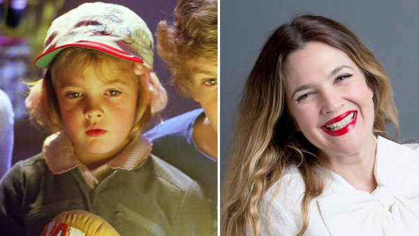 Drew Barrymore Through The Years