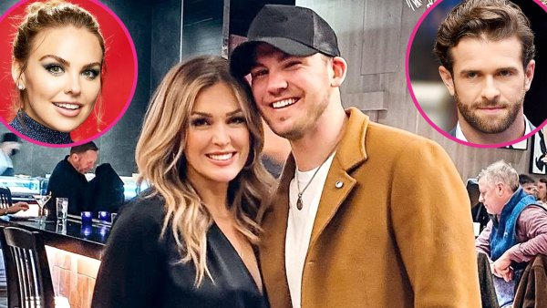 Hannah Brown Brother Patrick Jed Wyatt Ex Haley Fuel Dating Speculation