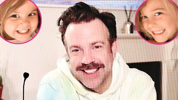 Jason Sudeikis Kids Dont Care About His Golden Globes 2021 Win