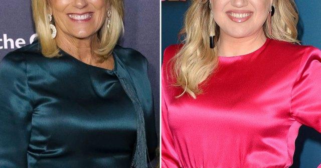 Jill Biden Gives Kelly Clarkson Advice Amid Brandon Blackstock Divorce: 'Things Will Get Better'.jpg