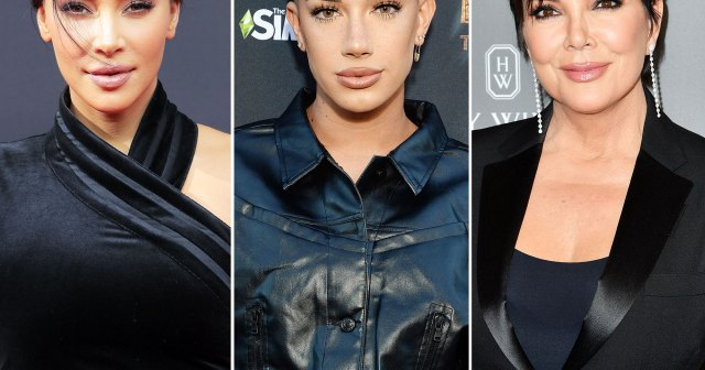 Kim Kardashian Flips the Script on James Charles' 'TikTok Scam' After Kris Jenner Falls for It.jpg