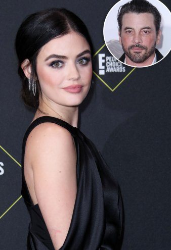Lucy Hale Debuts Butterfly Tattoo Amid New Skeet Ulrich Relationship Rumors