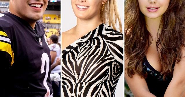 NFL's Mason Rudolph Is Dating Tennis Pro Eugenie Bouchard After Hannah Ann Sluss Romance Rumors.jpg