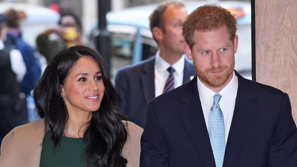 Prince Harry and Pregnant Meghan Markle Help Texas Women's Shelter Damaged Amid Weather Crisis
