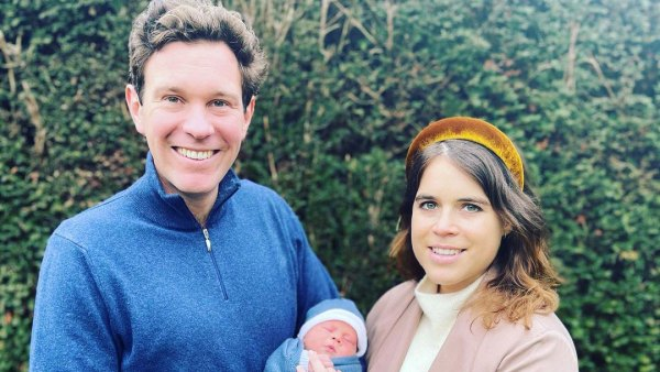 Princess Eugenie and Jack Brooksbank Reveal Their Son's Unique Name