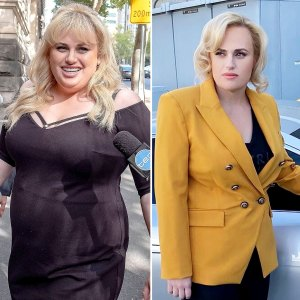 Rebel Wilson Feels 'So Proud' Of Her Weight Loss Transformation