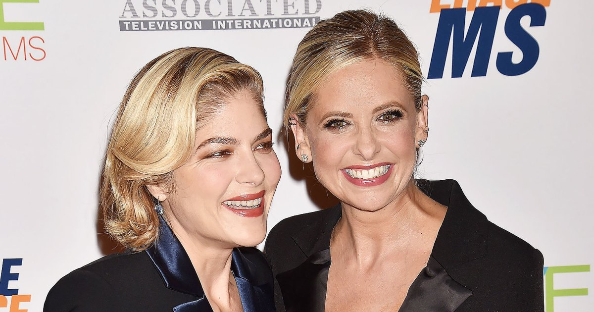 Sarah Michelle Gellar: Selma Blair 'Cruel Intentions' Kiss Was 'Way Better' Than Making Out With Male Costars