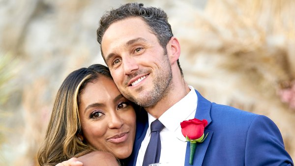 Tayshia Adams Says Shes Constantly Asked If Shes Still With Zac Clark