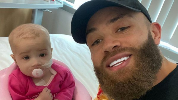 The Challenge Ashley Cain Says Daughter Cancer Has Returned After Stem Cell Transplant