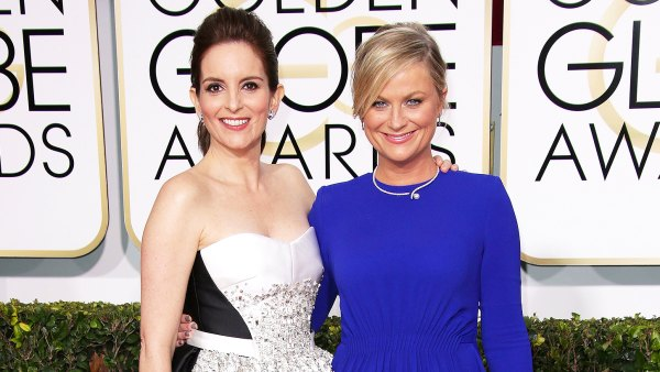 Tina Fey and Amy Poehler Hosting Golden Globes 2021