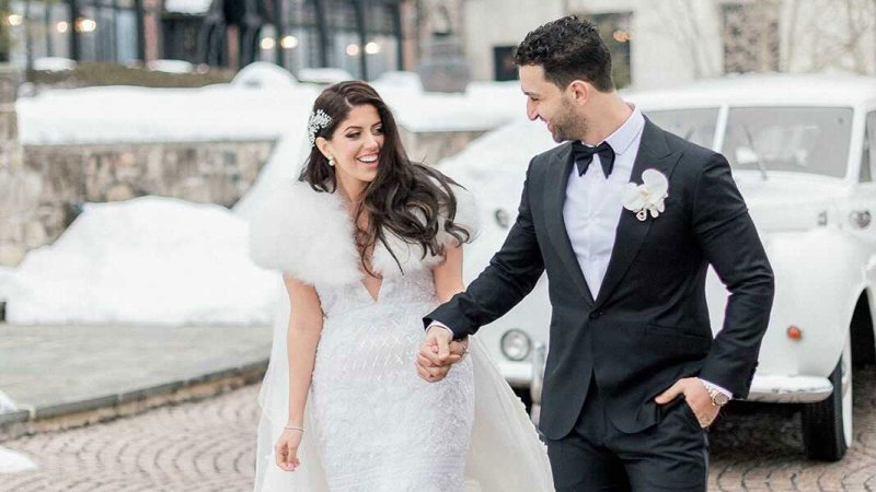Celebrity Weddings of 2021: See Which Stars Tied the Knot