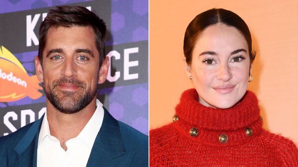 Aaron Rodgers: Shailene Woodley Engagement Is 'Best Thing That's Happened'