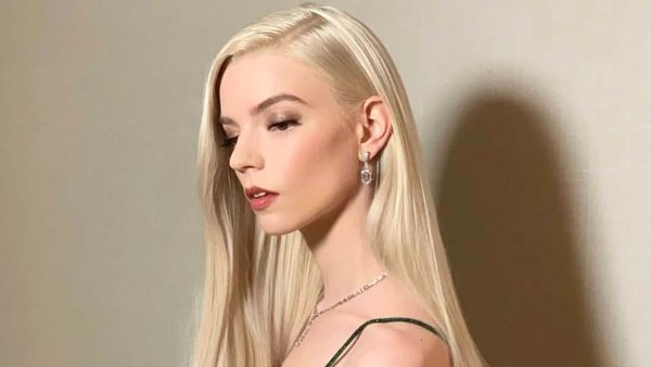 Anya Taylor-Joy Had a Queen's Gambit Inspired Manicure at Golden Globes