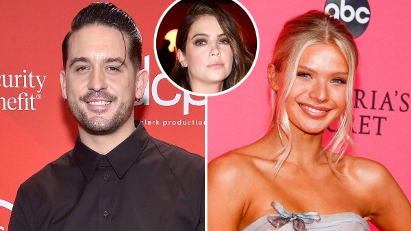 G-Eazy Spotted With Josie Canseco After Ashley Benson Split