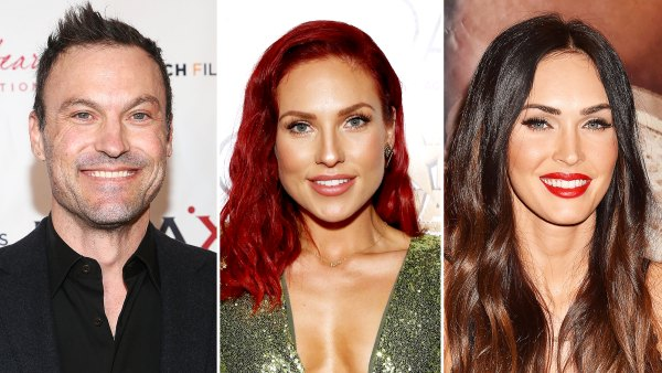 Brian Austin Green Honors GF Sharna, Exes Megan, Vanessa on Women's Day