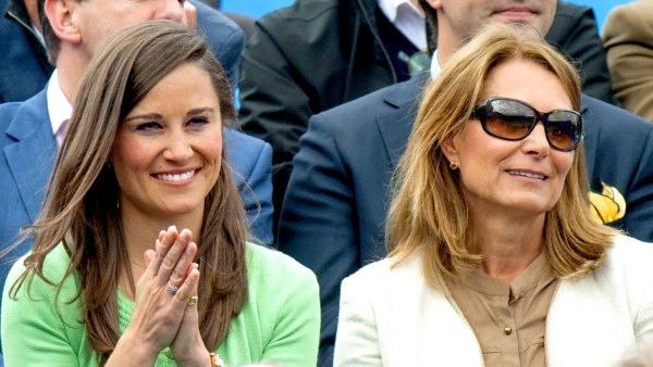 Carole Middleton Confirms Daughter Pippa Middleton's 2nd Pregnancy