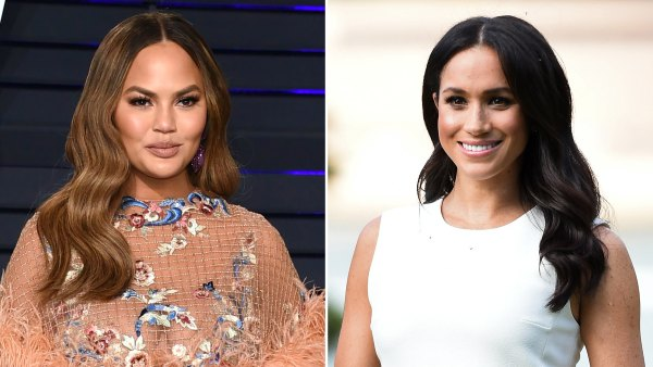 Chrissy Teigen Defends Former Costar Meghan Markle: They 'Won't Stop Until She Miscarries'
