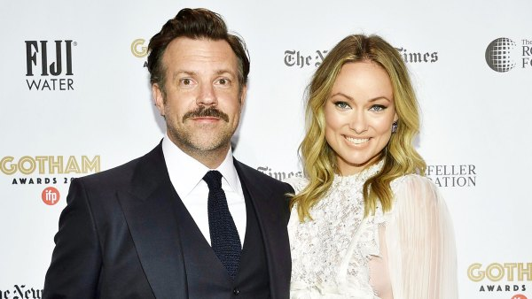 Jason Sudeikis Thanks Ex Olivia Wilde at the Critics Choice Awards 2021