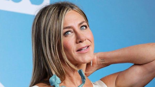 Jennifer Aniston Reveals Meaning Behind Her '11 11' Wrist Tattoo
