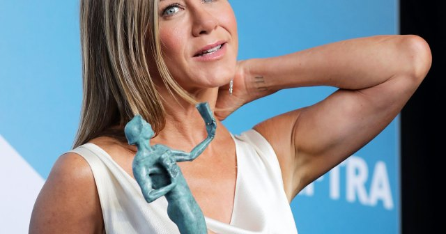 Jennifer Aniston Finally Reveals the Meaning Behind Her '11 11' Wrist Tattoo.jpg