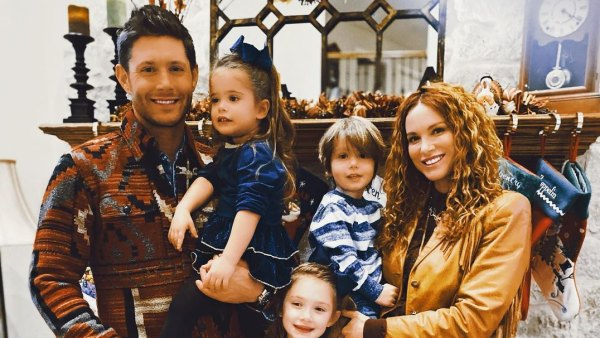Jensen Ackles and Danneel Ackles Cutest Pics With 3 Kids