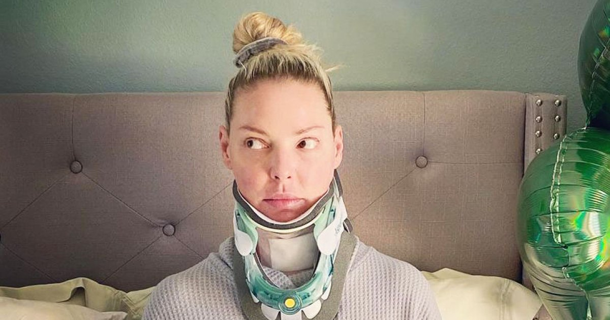 Katherine Heigl Has 'A New Pain Free Lease on Life' After Neck Surgery: 'I Am Now Bionic'